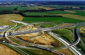 Územní řízení na klíčovou část Pražského okruhu bylo zahájeno