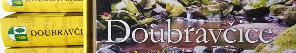 Kniha oobci Doubravčice aokolí