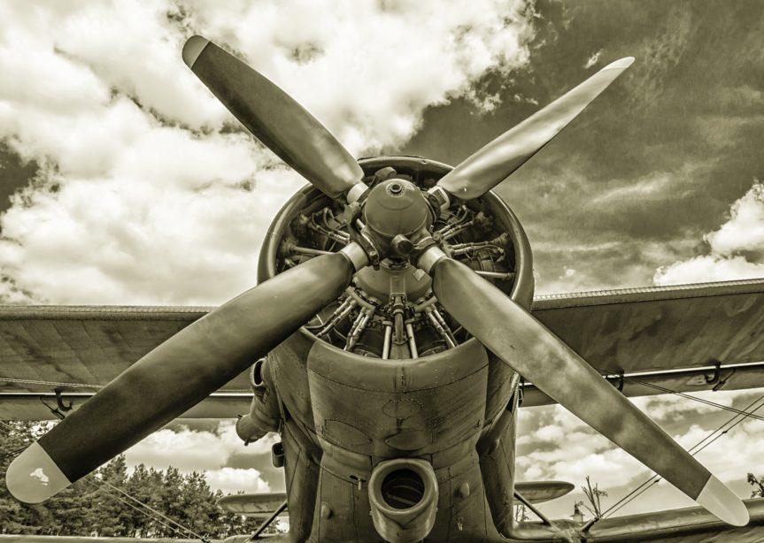 Letadla, která  nikdy nedoletěla