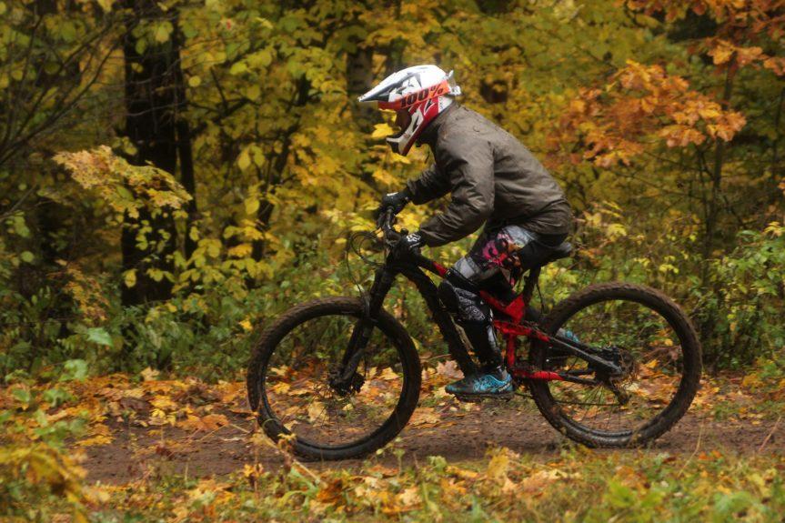 Šemberské stezky jsou určeny cyklistům